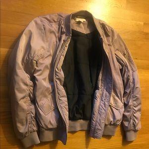 Puffer Jacket (Lavender) | Size 6